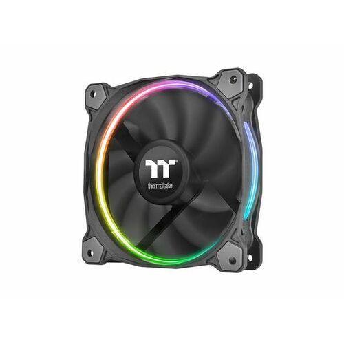 THERMALTAKE Riing 14 RGB TT Premium Edition 3 Pack (3x140mm, LNC, 1400 RPM) Retail/BOX CL-F051-PL14SW-A (4717964405678)