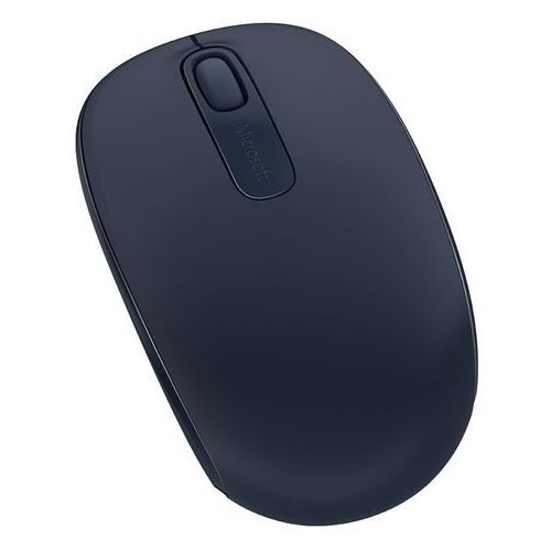 wireless mobile mouse 1850 u7z-00013, bezprzewodowa mysz do notebooków [granatowa] od producenta Microsoft