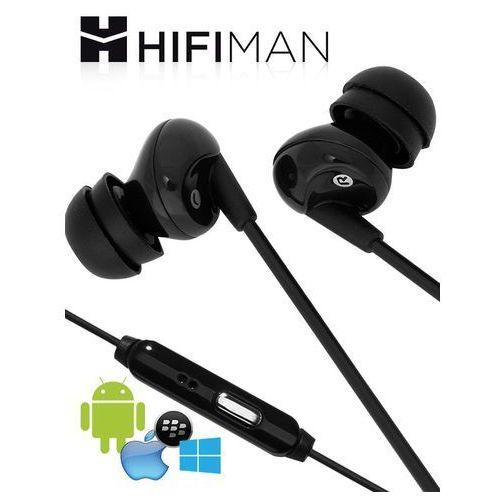 Słuchawki dokanałowe HiFiMAN RE300h z mikrofonem