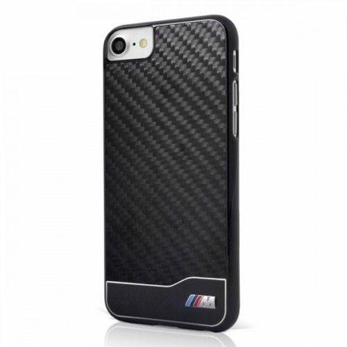 m edition case - etui aluminiowe iphone 8 / 7 (czarny) marki Bmw