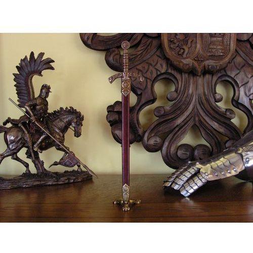Nożyk do listów miecz templariuszy z pochwą (f-3066) marki Denix