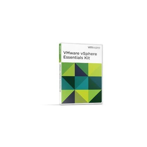 Vmware  vsphere 6 essentials kit for 3 hosts (max 2 processors per host) vs6-essl-kit-c