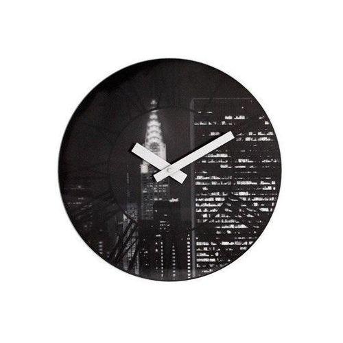 Zegar Ścienny 3005 The City śr 39,5 cm Nextime (8717713004172)