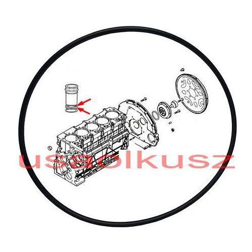 Vm Oring uszczelniacz tulei cylindra 2,50mm jeep grand cherokee 3,1 td 46320532a