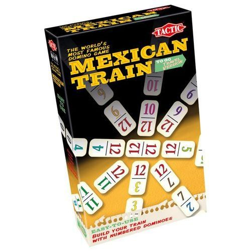 Mexican train gra podróżna