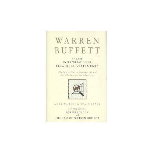 Warren Buffett and the Interpretation of Financial Statement, pozycja wydawnicza