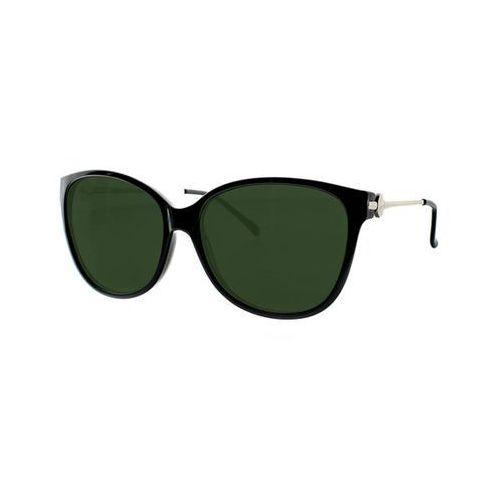 Okulary Słoneczne SmartBuy Collection Bayard Street 002 JST-46, kolor żółty