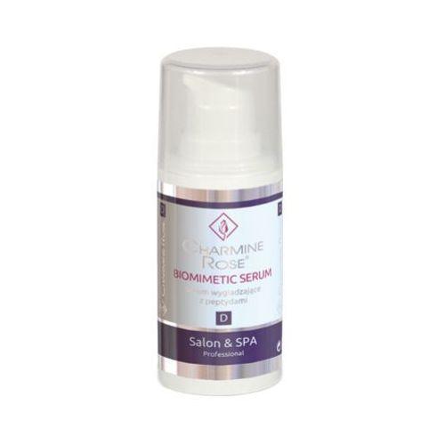 biomimetic serum serum wygładzające z peptydami (gh1016) marki Charmine rose