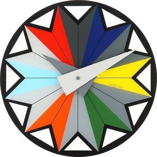 Zegar ścienny circus marki Nextime