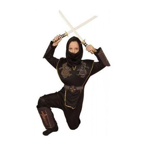 Strój ninja lux - przebrania i kostiumy dla dzieci - 134 - 140 cm wyprodukowany przez Aster