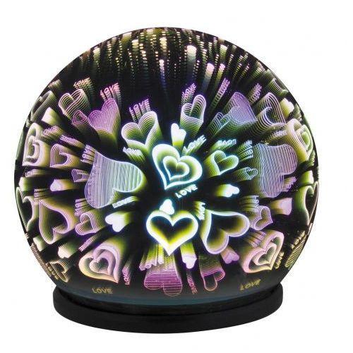Rabalux - LED Dziecięca lampa stołowa 1xLED/0,5W/2xAAA (5998250345512)