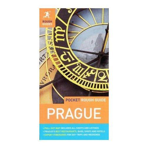 Praga. Pocket Rough Guide Prague - b?yskawiczna wysy?ka! (opr. miękka)