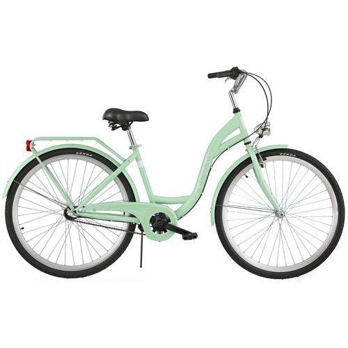 Dawstar Rower DAWSTAR Citybike S3B Miętowy + Zamów z DOSTAWĄ JUTRO! + DARMOWY TRANSPORT!