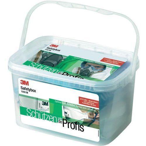3m Safety box 1000m  dn999979524 klasa filtrów / stopień ochrony: ffp 2 1 zest.