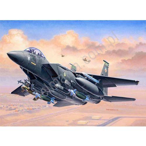 Ciężki myśliwiec f-15e strike eagle 03972 marki Revell
