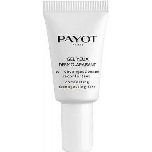 Payot Gel Yeux Apaisant Decongesting Eye Care 15ml W Krem pod oczy do skóry wrażliwej
