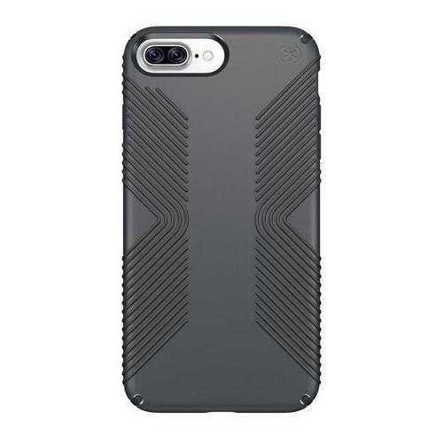 presidio grip - etui iphone 7 plus (graphite grey/charcoal grey) marki Speck