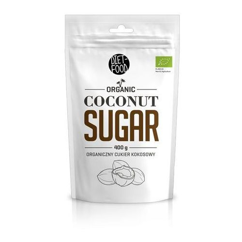 Cukier kokosowy BIO 400 g Diet food, 79F9-79439