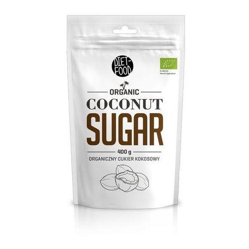 Diet-food Cukier kokosowy bio 400 g diet food (5901549275605)