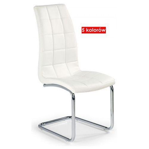 Krzesło tapicerowane pikowane Anthony - 5 kolorów