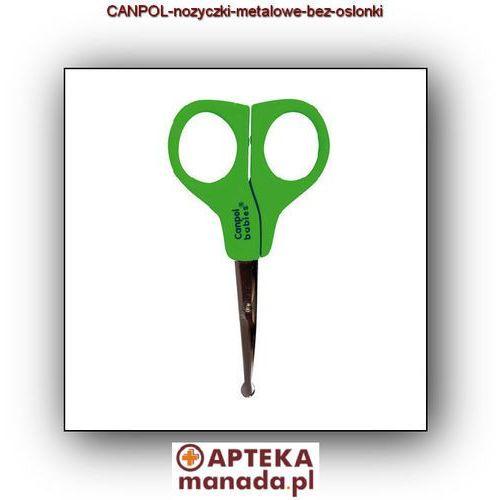 Canpol 2/810 nożyczki dla niemowląt (5903407028101)