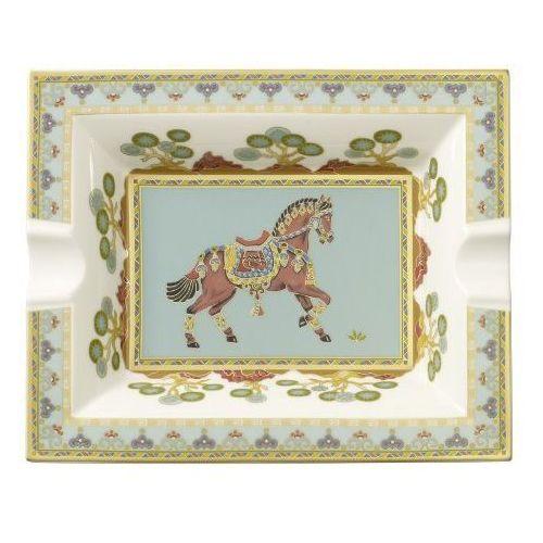 Villeroy & Boch - Samarkand Aquamarin Popielniczka wymiary: 17 x 21 cm