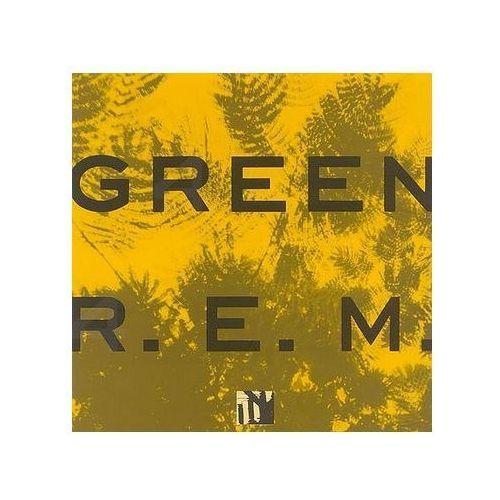 Warner music / warner bros. records R.e.m. - green - zakupy powyżej 60zł dostarczamy gratis, szczegóły w sklepie