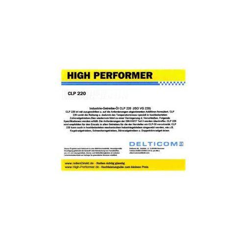 High Performer CLP 220 Industrie-Getriebeöl 20 Litr Kanister