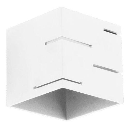 Kinkiet Quado MODERN A biały, KIN692/A BIA