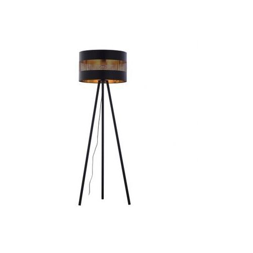 Lampa podłogowa TAGO BLACK 5053