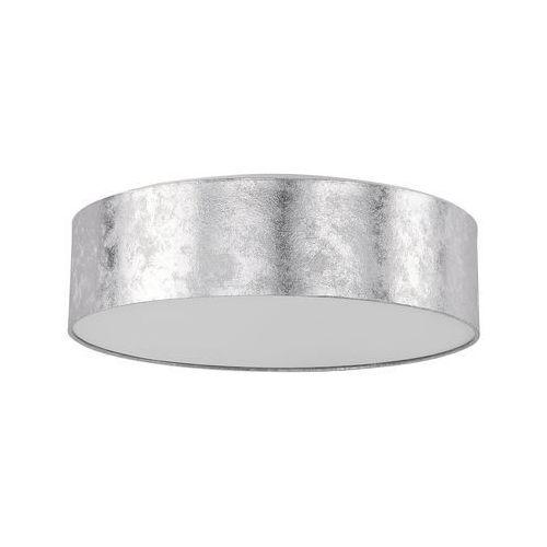 Beliani Lampa sufitowa srebrna rena