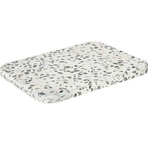 Deska kamienna omeo 15 x 20 cm biała marki Blomus