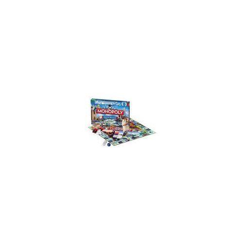 OKAZJA - Winning moves Hasbro monopoly kraków - poznań, hiperszybka wysyłka od 5,99zł!