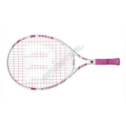 Rakieta tenis ziemny envy pink 2013 marki Wilson