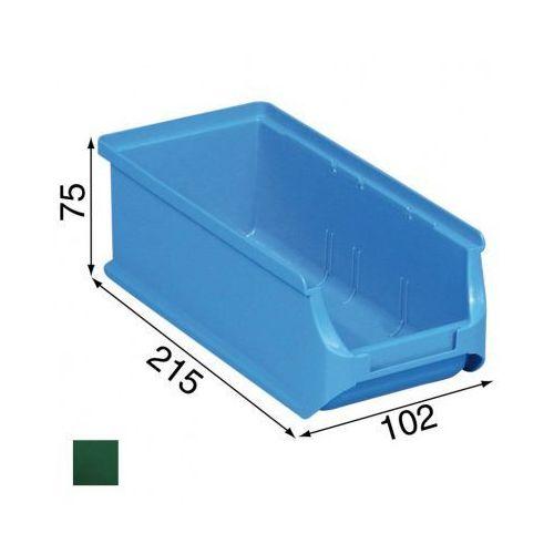 Allit Warsztatowe pojemniki z tworzywa sztucznego - 102 x 215 x 75 mm (4005187562330)