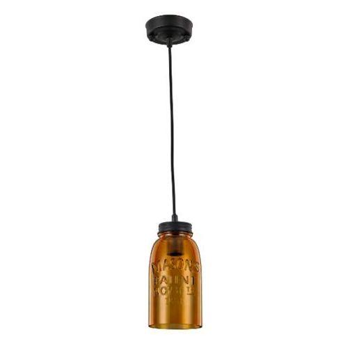 Lampa wisząca vasto pomarńczowa, lp-42086/1p pomarańcz marki Light prestige