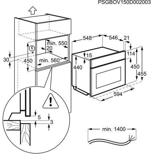 Electrolux EVY7800AA