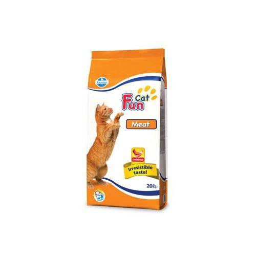 Farmina sucha karma dla kota Fun Cat Meat - 20kg