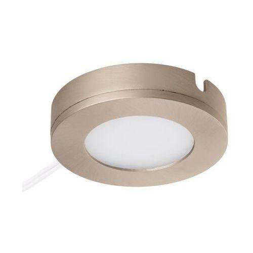 Oczko RIO 150 lm nikiel okrągła LED INSPIRE