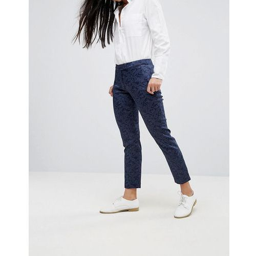 Tommy Hilfiger Cropped Trousers - Navy