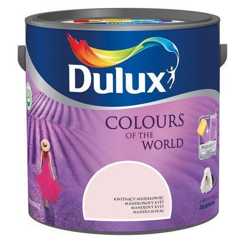 Farba wewnętrzna KOLORY ŚWIATA 2.5 l Kwitnący migdałowiec DULUX (5903525964725)