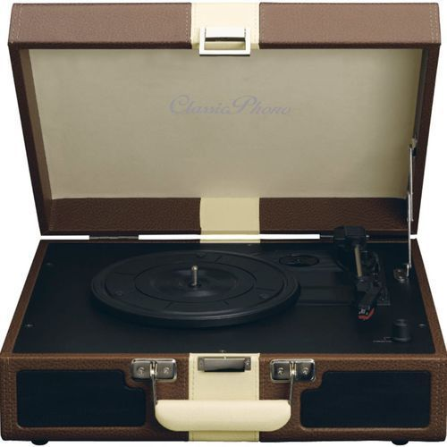 Gramofon Lenco Brown (TT33BR) Darmowy odbiór w 21 miastach!, TT33BR