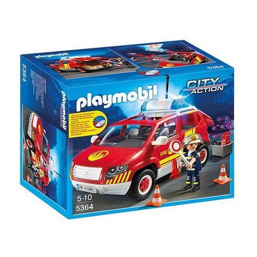 Playmobil CITY ACTION Samochód komendanta straży pożarnej 5364