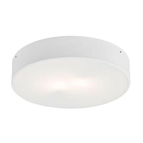 Plafon śr:35cm 2X60W E27 DARLING Biały 660 ARGON -wysyłka 24h (na stanie 1 sztuka), kolor Biały