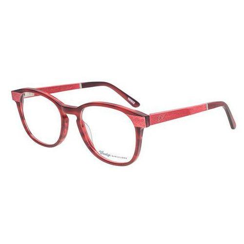 Woodys barcelona Okulary korekcyjne king kong 03