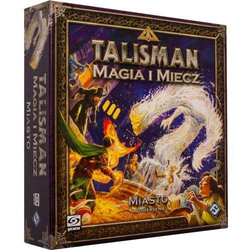 Talisman: magia i miecz - miasto wyprodukowany przez Galakta
