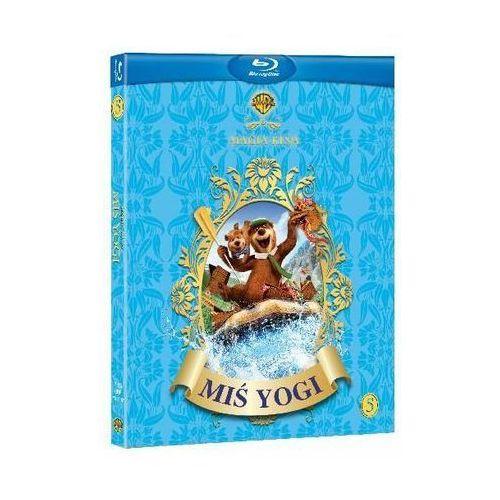 Miś yogi - magia kina (blu-ray) marki Eric brevig