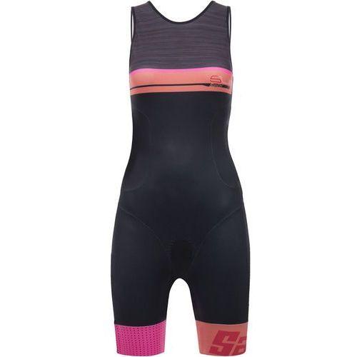 Santini sleek plus 776 kobiety różowy/czarny m 2018 pianki do pływania