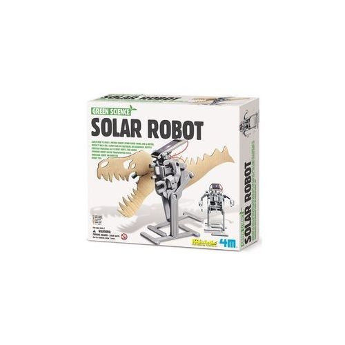 4m Green science robot solarny (4893156032942)