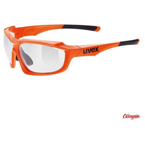 Okulary UVEX Sportstyle 710 variomatic Orange 2016